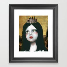 Metatron Framed Art Print