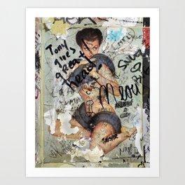 Good Boy! Art Print