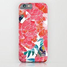 Peonies iPhone 6s Slim Case