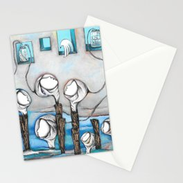 Aire Nuestro Stationery Cards