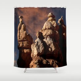 Hoodoo 13 Shower Curtain