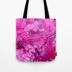 Cherry Romance Tote Bag