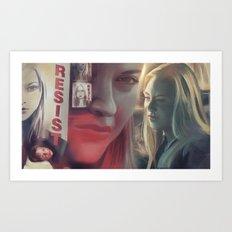 Fringe: Resistance Art Print