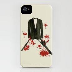 Smoking kills! iPhone (4, 4s) Slim Case