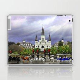 In Christmas Mist Laptop & iPad Skin