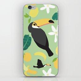 Toucans iPhone Skin