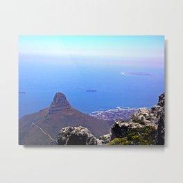 South Africa Impression 9 Metal Print