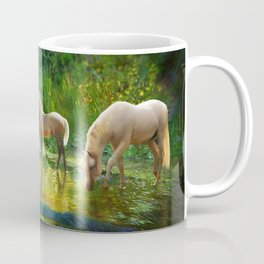 The Family Pond Coffee Mug