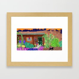 mesilla Framed Art Print