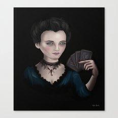Vanessa Ives - Penny Dreadful Canvas Print