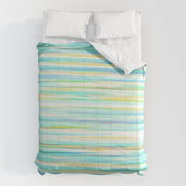 glitch_abstract Comforters