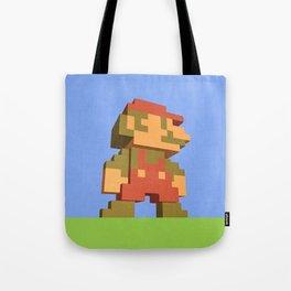 Mario NES nostalgia Tote Bag