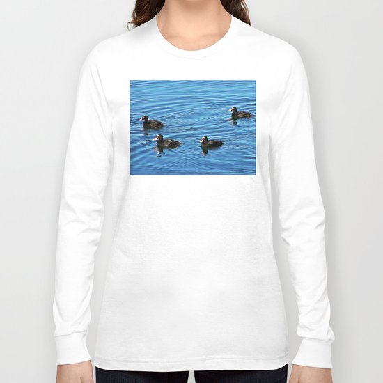 Surf Scoters Long Sleeve T-shirt