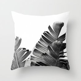 TROPICAL VOYAGE II Throw Pillow