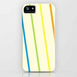 Finding the Rainbow iPhone Case