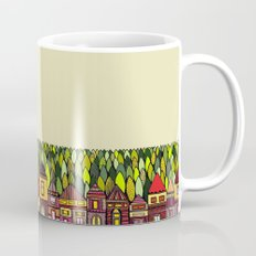 Train Back Home Mug