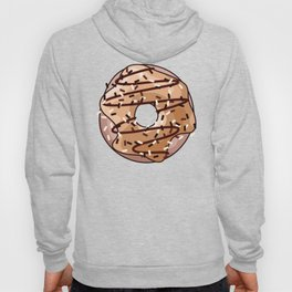Toffee and Chocolate Donut Hoody