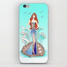 Venus Dress iPhone & iPod Skin