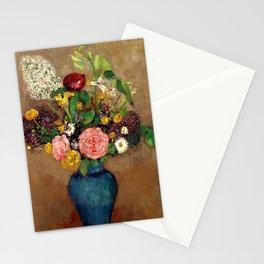 """Odilon Redon """"Vase de fleurs"""" Stationery Cards"""