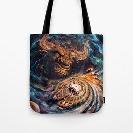 Milking The Stars - Monster Magnet full album cover Tote Bag