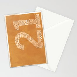 21 Stationery Cards
