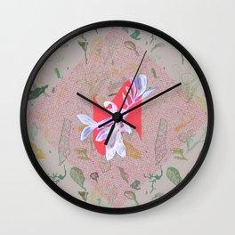 Miasma B Wall Clock