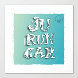 """Jurungar"" Canvas Print"