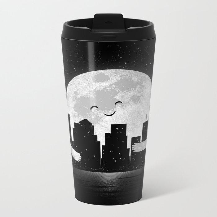 Goodnight Metal Travel Mug