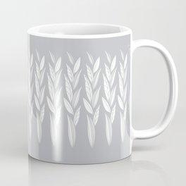 Eternity in Silver Leaf Coffee Mug