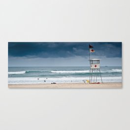 San Sebastian Beach, Spain Canvas Print