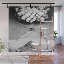Time Wall Mural