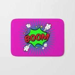 Boom Pink Boom Bath Mat
