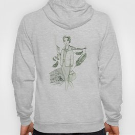 The Birds - Movies & Outfits Hoody