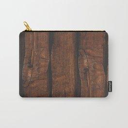 Rustic brown old wood Tasche