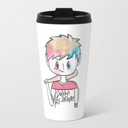 Harley Quinn Michael Travel Mug