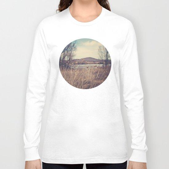 Mountain View  Long Sleeve T-shirt