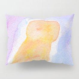 Cometa Flamígero Pillow Sham