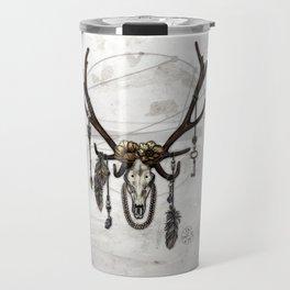 Bestial Crowns: The Elk Travel Mug