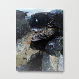 "Indian Cave @ Arecibo ""Cueva del Indio"" 2 Metal Print"
