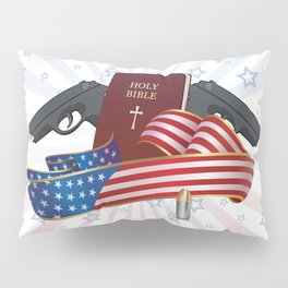 Independence Day Pillow Sham