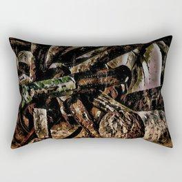 Bucket of Hammers Rectangular Pillow