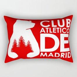 Slogan: A. Madrid Rectangular Pillow