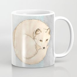 Isatis (Artic Fox) Coffee Mug
