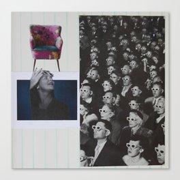 20/20 Vision Canvas Print