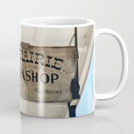 Librairie Bookshop Coffee Mug