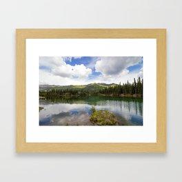 horseshoe Framed Art Print