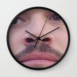 Low Resolution Vasho Wall Clock