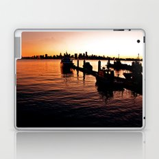 A View From The North Shore Laptop & iPad Skin