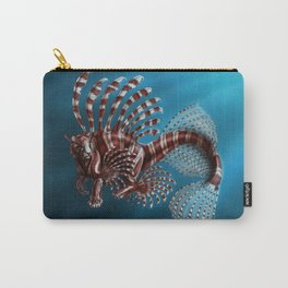 Panthera Volitans Carry-All Pouch
