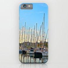 Harbor: Barcelona, Spain iPhone 6s Slim Case
